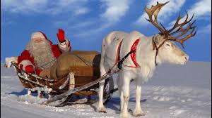 <b>Santa Claus</b>: best reindeer rides of Father Christmas in Lapland ...