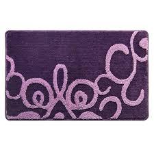 <b>Коврик для ванной</b> комнаты <b>Milardo</b> Fairyland (violet) 50x80