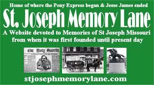 「St. Joseph, Missouri, and Sacramento, California.」の画像検索結果
