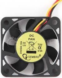 <b>Кулер</b> для видеокарты <b>Gembird</b> D40SM-12A <b>40x40</b> - купить по ...