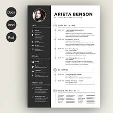 resume cover letter template resume cover letter template and clean cv resume