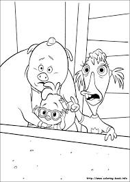 Small Picture Chicken Little coloring picture Disney Chicken Little Coloring