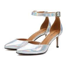 Ladies <b>Pumps</b> Large size High <b>heels shoes Sexy Leopard pump</b> ...