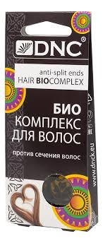 Купить <b>биокомплекс против сечения волос</b> 3*15мл DNC, для ...