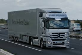 <b>Mercedes</b>-<b>Benz</b> вывел на российский рынок грузовики <b>Actros</b> и ...