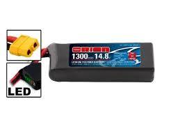 <b>Аккумулятор Team Orion Batteries</b> Li-Po 14,8В(4S) 1300mah 75C ...