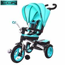 <b>Велосипед ICON</b> 6 RT LUXE Aluminium aqua от <b>ICON</b> RT original ...