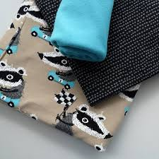 Set <b>1m</b> Badger Race beige with 0,5m Dotted line schwarz - Fabrics ...