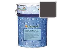 <b>Краска фасадная Rhenocryl Deckfarbe</b> 93C RAL 8019 ...