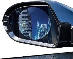 <b>Baseus 0.15Mm</b> Rainproof Film For <b>Car Rear-View</b> Mirror (Round 2 ...