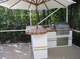 Prefab Outdoor Kitchen Island Kitchen Wonderful Metal Outdoor Kitchen Cabinets Home Depot With