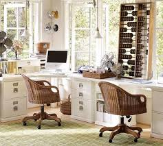 stunning two person desk home office alluring person home office design fascinating