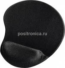 Купить <b>Коврик</b> для мыши <b>Hama Ergonomic</b> черный (<b>00054777</b>) в ...