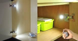 <b>LED</b> Soft Close <b>Cabinet Hinge Lights</b> Turn On When Door Is Opened