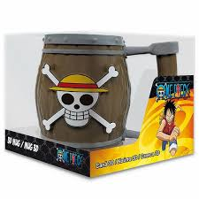 <b>Кружка</b> 3D <b>One Piece Barrel</b> | mayak