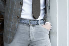 Brookes & <b>Hyde</b> - Exotic Leather Belts and Wallets - <b>Made</b> in the USA