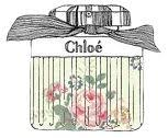 Chloe perfume illustrated by notes of <b>scent</b> | Chloe perfume ...