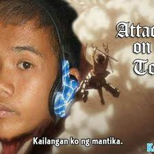 Funny Memes Tagalog Totoy Brown via Relatably.com