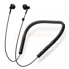<b>Наушники Xiaomi Mi Collar</b> Bluetooth Headset Youth (Черные)