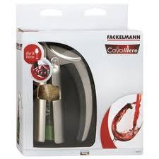 <b>Штопоры</b> и принадлежности для бутылок Fackelmann — купить ...