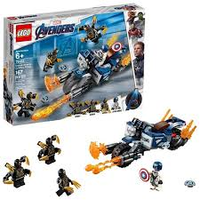 <b>LEGO Super Heroes Marvel Avengers Movie</b> 4 Captain America ...