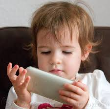 kid playing a video game on an iPhone, cellphone, child, little girl - 5389242073-kid-playing-video-game-an-iphone