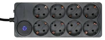24 отзыва на <b>Сетевой фильтр Ippon</b> BK-238 8 розеток, 3 м ...