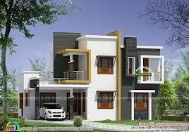 January   Kerala home design and floor plansBox type modern house plan