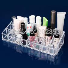 Hot <b>24 Grids</b> Makeup Lipstick Cosmetic <b>Storage</b> Display Stand ...