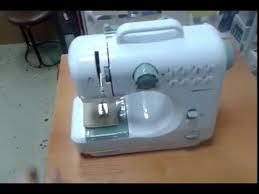 Обзор <b>швейной</b> машины <b>Ves 505</b> - YouTube