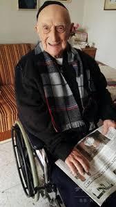 「113歳 世界最高齢者 イスラエルのクリスタルさん死去」の画像検索結果