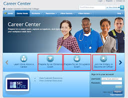 home learning express library help library at coastal carolina for compass test preparation material select college center under the all centers link at the top on the college center page scroll through the options