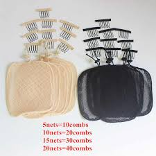 <b>1 piece</b> Lace Wig Cap Net for Making Lace Front Wig <b>High Quality</b> ...