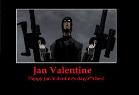 Jan Valentine (from Hellsing Ultimate) Meme by Joruli44 on DeviantArt via Relatably.com