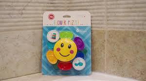Набор игрушек <b>FLOWER PUZZLE</b> Превратит купание в ...