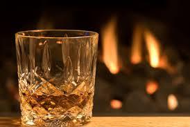 Image result for whiskey glass on desk