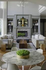 serene ivory living room designed frankel