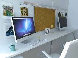 view in gallery small home office designs with 2 computer home office desk awesome home office 2 2
