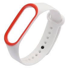 1Pc Two-tone <b>Replacement Silicone Wrist Strap</b> Watch Band For ...