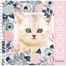 <b>Раскраска Daisy Design</b> Альбом для творчества My Little Kitten ...