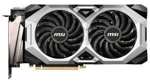 <b>Видеокарта MSI GeForce</b> RTX 2080 SUPER 1830MHz PCI-E 3.0 ...