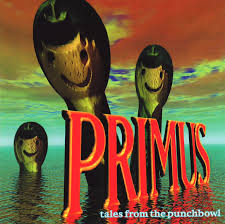 <b>Primus</b> - <b>Tales From</b> The Punchbowl (1995, SRC, CD) | Discogs