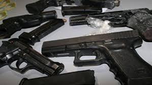 Resultado de imagen para armas incautadas en dominicana republica