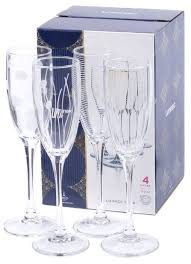 Luminarc <b>Набор фужеров для</b> шампанского Lounge Club 4 шт ...