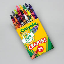 Image result for crayola box