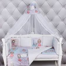 <b>AmaroBaby</b> Little Crystal Premium - <b>комплект в кроватку</b> Амаро ...