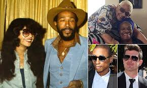 <b>Marvin Gaye's</b> family feud after $7.4<b>m</b> 'Blurred Lines' payout | Daily ...