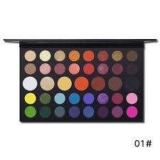 <b>UCANBE 39 Colors</b> Nude Shimmer Matte Palette Glitter Waterproof ...