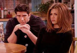 Image result for ross and rachel