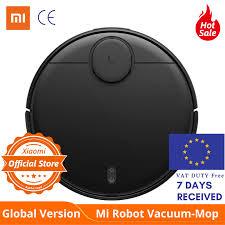 Buy <b>xiaomi mi robot vacuum cleaner</b> 2 mop online, with free global ...